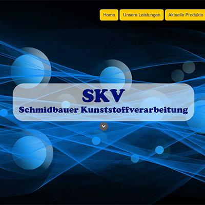 SKV - Schmidbauer Kunststoffverarbeitung
